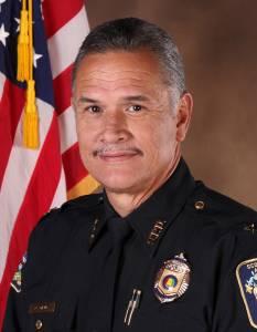 Chief of police in Scottsboro Alabama, Ralph Dawe