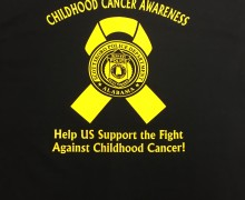 Help Us Support the Fight Against Childhood Cancer