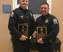 SPD Officers Honored