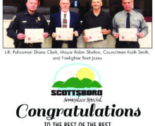 VOTED BEST OF SCOTTSBORO