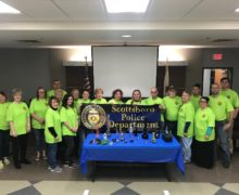 Participants of the 21st Annual Scottsboro Police Citizens Academy Graduate