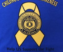 New Childhood Cancer Shirts Now Available